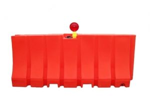 """Plastic Safety Barrier 42"""" x 96"""""""