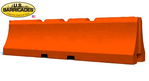 Plastic Water/Sand Barrier 10ft