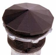 Cap Mushroom Flasher (Solar) DC