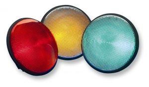 LED Signal Modules (300mm) Incandescent Look - 12v