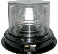 Solar Buoy Navigation Light - White - 2 NM