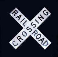 Solar Powered RAILROAD CROSSING (R15-1)