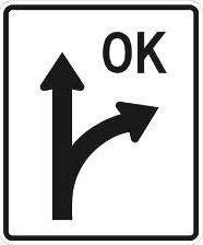 Right Arrow Turn/Forward