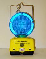 Blue Flag Railroad Light 6v (LED) 10 per Case