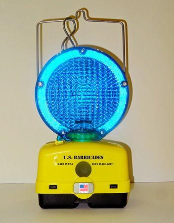 Blue Flag Railroad Light 6v (LED)