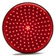 "Level Crossing LED Signal - Pixelated 12"" (300mm) AC"