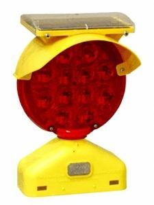 Solar Assist Type-B Light (Red LED)