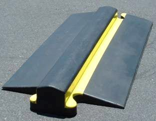 Speed Bump 4 (Recycled Rubber)