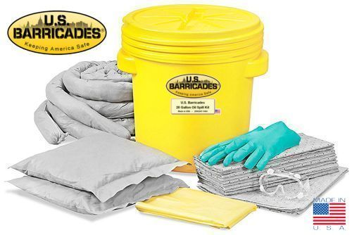 Universal Spill Kit - 20 Gallon