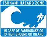 TSUNAMI HAZARD ZONE (EM-1B)