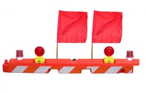 Airport Barrier (low profile) FAA Approved