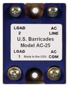 Panel Mount Flashers (AC) 60-135 VAC